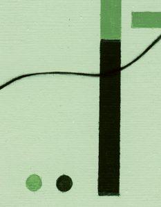 """Detail aus dem Bild """"Moments"""" von Malin Lenz, Singapur"""