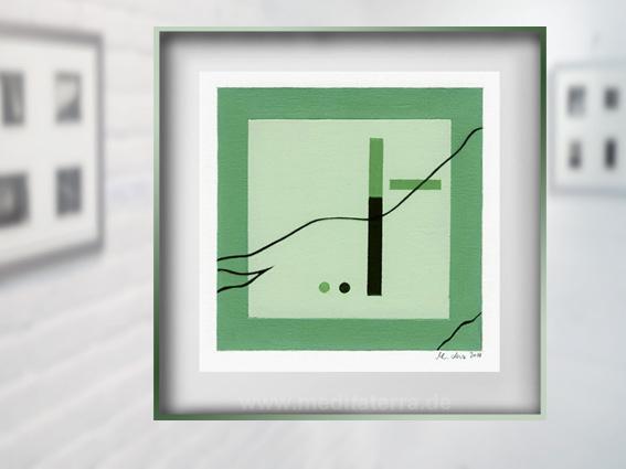 """Klein ist groß: Malin Lenzs Kunstwerk hat einen """"Excellence-Preis"""" bei der internationalen Kunstinstallation 2018 in Köln, Weißenthurm und Kobern-Gondorf gewonnen!"""