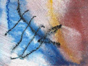 """Detail aus dem Bild """"Miniatur"""" von Michael Oberlik"""