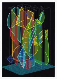 András Mengyán 2, Hungary, Polyphonic Visual Space, 2019, High Quality Print, 28 x 20 cm