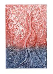 Aya Swoboda 2, Austria, Ripeness, 2007, Etching, Aqua Tinta, 29 x 20 cm