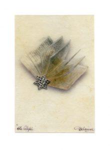 Diana Kleiner 1, Argentina, The Aleph I, 2018, Mix Media, 14 x 22 cm