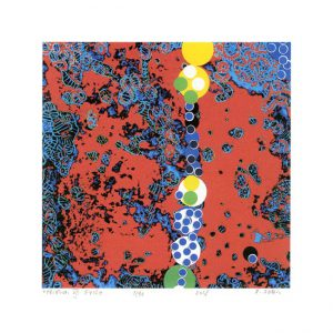 Elisabeth Jobin-Sanglard 3, Switzerland, Variation VII Extra, 2018, Digital Print, 19 x 19 cm