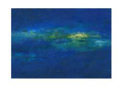 Kazuko Misawa 2, Japan, Works 2019-5, 2019, Oil, 20 × 29 cm