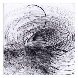 Magdalena Pastuszak 3, Poland, Dancing In The Wind, 2018, Digital Graphics, 20 x 20 cm