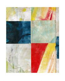 Michael Azgour 1, USA and Poland, 2019, Collage Study 1, 25 x 20 cm