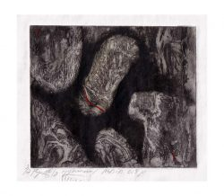 Michael Krasnyk 1, Ukraine, Without Title 1, 2018, C3, 15 x 20 cm