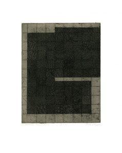 Piotr Żaczek 2, Poland, Relictum (2), 2018, Etching, 17 x 13 cm