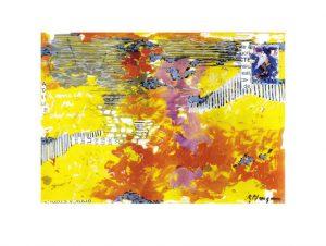 Rodica Strugaru 1, Romania, Hope 1, 2018, Digital Print, 15 x 21 cm