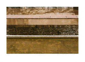 Yvan Lafontaine 1, Canada, Les Bassins, 2018, Digital Print, 17 x 26 cm