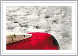 Rune Baashus 2, Norway, Air Berlin Over Berlin, 2013, Photo printed on Hanemühle Fineart Pearl Paper, 110 x 70 cm