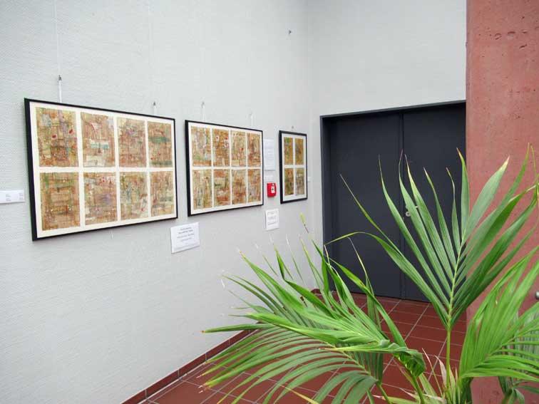 Einzelausstellung - solo exhibition Hyun-JIN Kim