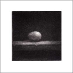 Cleo Wilkinson 17, Australia, Inception III, 2013, Mezzotint, 5 x 5 cm