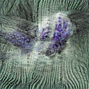 Magdalena Pastuszak, Poland, The Birth Of Venus, 2020, smartgraphy, 20 x 20 cm