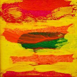 Mira Satryan, USA, Desire, 2020, mixed media, 20 x 20 cm