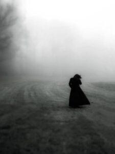 Patricia Gagic, Canada, The Path, 2018, photograph, 24 x 30 cm