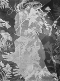 Dan McCormack, USA, Nadine_L_07-05-17–03, 2017, photogram, 76,20 x 101,60 cm