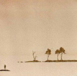 Gerhard Rasser, Austria, Searching X-I, 2018, watercolor, crayons, 14 x 14 cm