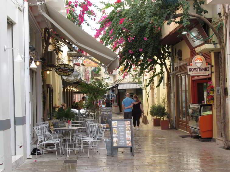 Bummeln durch Nauplias schöne Altstadt